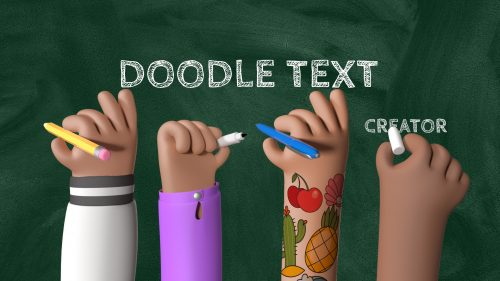 Introducing our new Doodle Text Creator